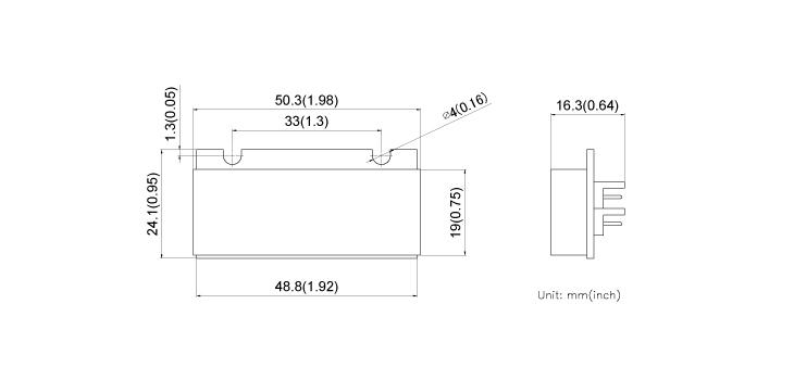 COMFILE Display Module