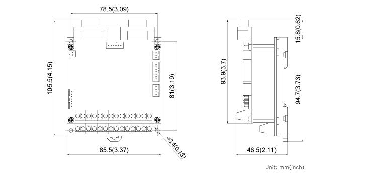 COMFILE CUBLOC Module